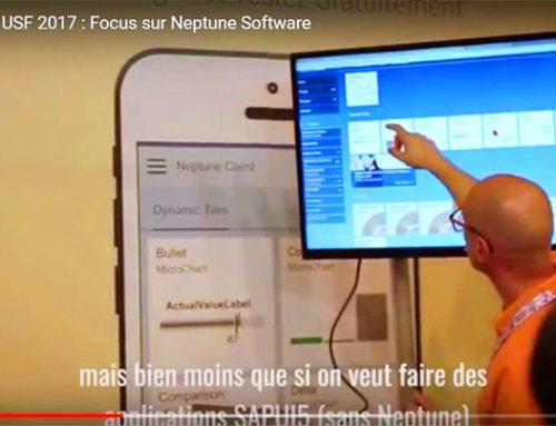 Neptune, la solution d'accélération de vos projets UX Fiori et mobile, par Invarture