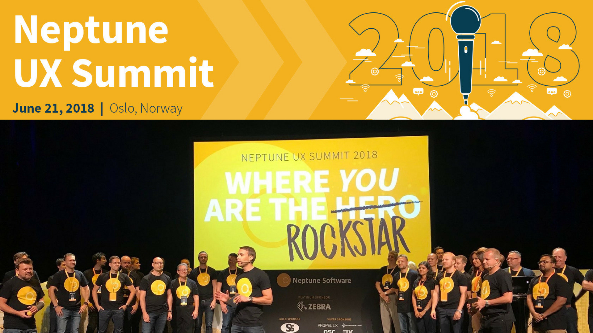 Neptune Software Summit 2018 SAP