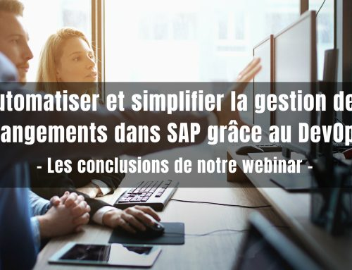 DevOps SAP Webinar Rev-Trac