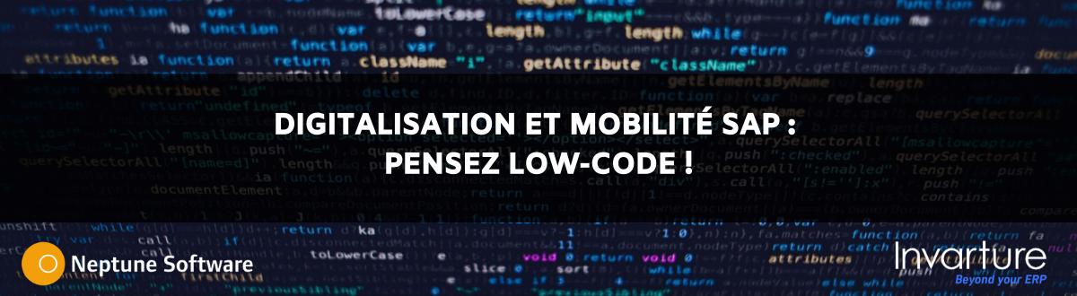 low-code SAP