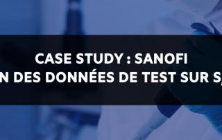 case study sanofi S4HANA