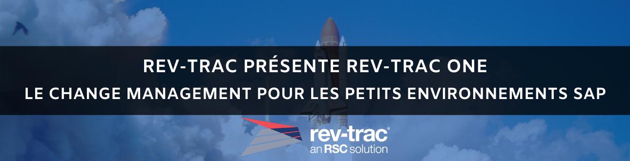Rev-Trac One
