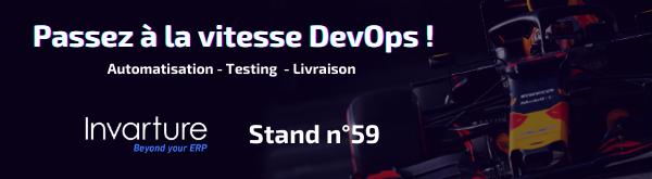 Invarture stand 59 USF 2020
